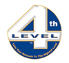 4th level logo